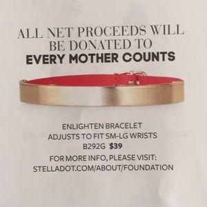 """Stella & Dot """"Enlighten"""" Bracelet"""